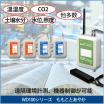 温度・湿度を自動監視!設置も簡単な『ももことあやか』 製品画像