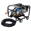高圧洗浄機『MKW728B』 土木・建設現場での洗浄に最適 製品画像