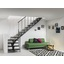 オープン階段『MAS 050 INOX』(マス)木製・屋内用 製品画像