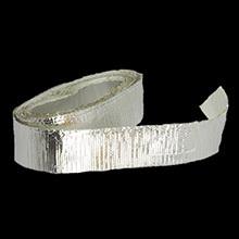 ゼテックス耐輻射熱アルミ加工テープ(下地:ゼテックス耐熱繊維) 製品画像