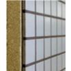 タイル直貼りを可能にした断熱材『ロックセルボード』 製品画像