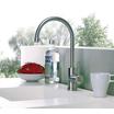 ステンレス製水栓金具『fusionフュージョン』SUS304水栓 製品画像