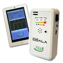 一酸化炭素(CO)検出器『COALA(コアラ)』 製品画像