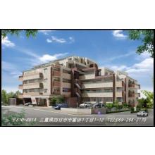 小林パースデザイン 建築パース 製品画像