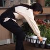 【アシストスーツ導入事例】緑化作業時の腰の負担を軽減・緑化事業 製品画像