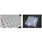 看板用LEDモジュールピッチカット内照シートLED 展示什器照明 製品画像