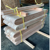 【幼稚園・保育園向け資材】木製フェンス 板部分の製作納品 製品画像