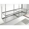 キッチン収納 ステンレスのフレームと棚板『UCAS(ウーカス)』 製品画像