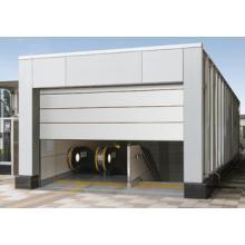 建築・設計向け防水商品『ウォーターガード防水シャッター』 製品画像