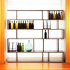 ユーモラスで絶妙に構成されている飾り棚『シェルビング・バランス』 製品画像