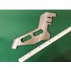 『製作事例』ワイヤーカット加工 治具部品 (SS400材、鉄) 製品画像