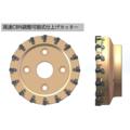 【鄭州ダイヤ】超高速CBNカッター 鋳物の加工効率を大幅に向上! 製品画像