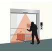 【事例】赤外線センサーをエレベーターに設置し、挟まれ防止に! 製品画像