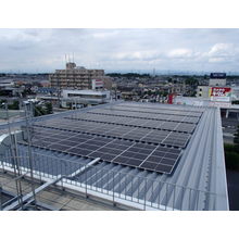 【あおぞら電力PPA太陽光発電導入事例】日東電工株式会社様 製品画像