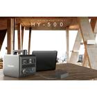 ポータブルパワーステーション『HY-500』 製品画像