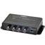 アナログHD対応 1入力4出力映像分配器 CD104HD 製品画像