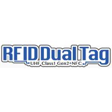 『RFID Dual Tag』 製品画像