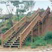 【設置事例】修景施設/階段 製品画像