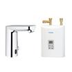 安心して手を洗える設備【湯+非接触】に対応した電気給湯設備EIX 製品画像