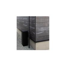 玄関脇の無粋なガスメーターをデザイン性の高いBOXに『BAKO』 製品画像