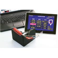 ウェアラブルと音声認識による「大腸内視鏡所見入力システム装置」 製品画像