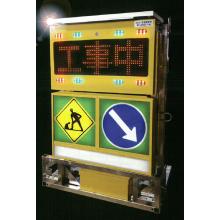 『トイレカー用ソーラー電光盤』 製品画像