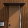 シンプルモダンかつワイドタイプの玄関庇 LAMINA -ラミナ 製品画像