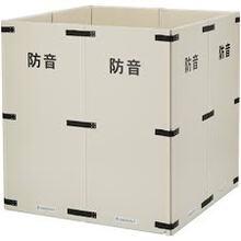 岐阜プラスチック工業 ハニカム防音パネル 製品画像