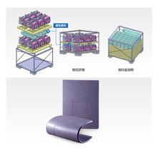【発泡スチロール成形】梱包・物流資材 製品画像