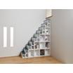 ロフト昇降用家具・組立て収納ボックス『S+Cube』エスキューブ 製品画像