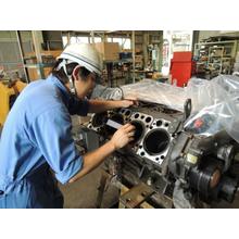 ディーゼルエンジン修理 製品画像
