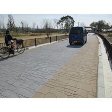 路面の安全対策に採用実績多数!防滑性能に優れたストリートプリント 製品画像