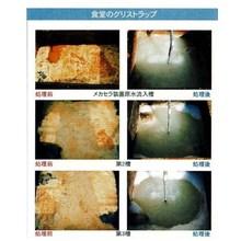 メカニカル・セラミックスを用いた含油排水の脱臭、浄化システム 製品画像