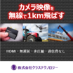 無線映像伝送機器『AMIMON CONNEX』【無遅延・非圧縮】 製品画像