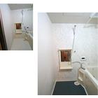 【施工事例】浴室壁アクセントシート貼り 製品画像