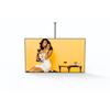屋外向けショーウィンドウに最適 屋内用高輝度4kモニター 製品画像