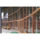 外壁システム『木製カーテンウォールシステム』 製品画像