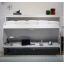 デスク・ベッド一体型家具 ハーフェレデスクベッド 製品画像