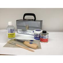 ベロメタル ジェルメタル 半液状薄厚塗布タイプ 補修・接着剤 製品画像