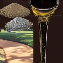 超剛性土系舗装『タフコートG5』 製品画像