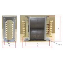 コイルボビン式巻鉄心変圧器『NCWトランス(縦置き型)』 製品画像