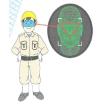 3次元顔認証システムを用いた現場における勤怠管理・入退管理 製品画像