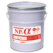 漆喰仕上げ用中・下塗り材『NP-α』 製品画像