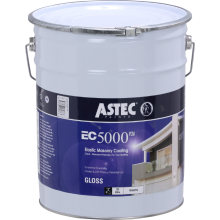 外壁用(遮熱)高性能防水塗料「EC-5000PCM(IR)」 製品画像