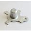 【製作事例】円筒絞りバーリング加工あり-アルミ5052 製品画像