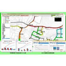 道路保全計画システム 製品画像