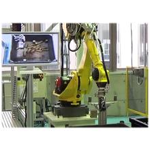 3Dビジョン部品投入ロボット『バラ積みピッキングシステム』 製品画像
