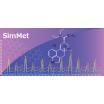 『SimMet』 メタボロミクス向け定性・定量解析ソフトウェア 製品画像