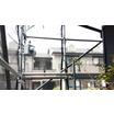 防犯・監視カメラシステム『現場見守る君』建築現場の設置事例 製品画像