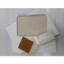 熱成型加工が可能なパルプ樹脂複合不織布(プラスチック減量素材) 製品画像